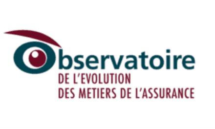 l'Observatoire de l'Evolution des Métiers de l'Assurance en France