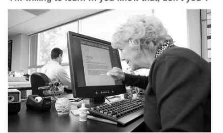 Motiveren van oudere medewerkers? Vraag het hen!