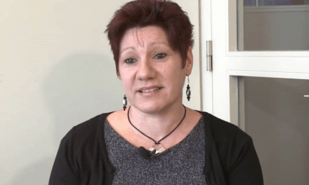 Ingrid: Telefoniste for Fopas Observo