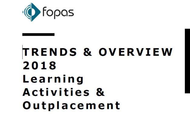 Trends en overzicht Fopas 2018