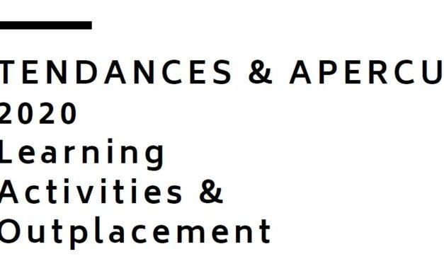 Tendances & chiffres clés Fopas 2020: Top 10 des compétences dans le secteur etc.